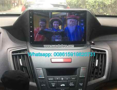 Honda Odyssey audio radio Car android wifi GPS navigation camera